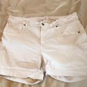 Loyalty by Cookie Johnson size 34 shorts